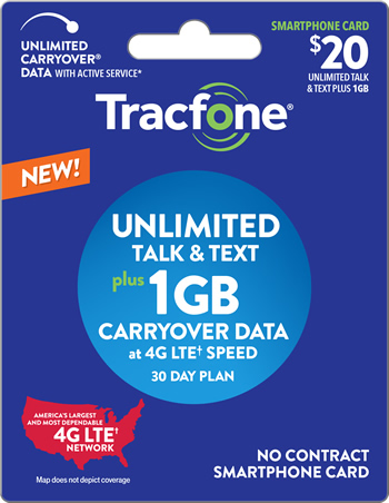 $20 Unlimited Plan