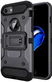 iPhone 7,8 Rugged Stand Case