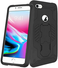 iPhone 7,8 Super Holster Kickstand Case