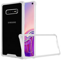 Samsung Galaxy S10e Clear Bumper Case