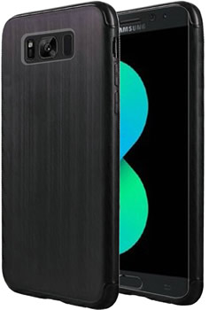 Samsung Galaxy S8+ Brushed Case